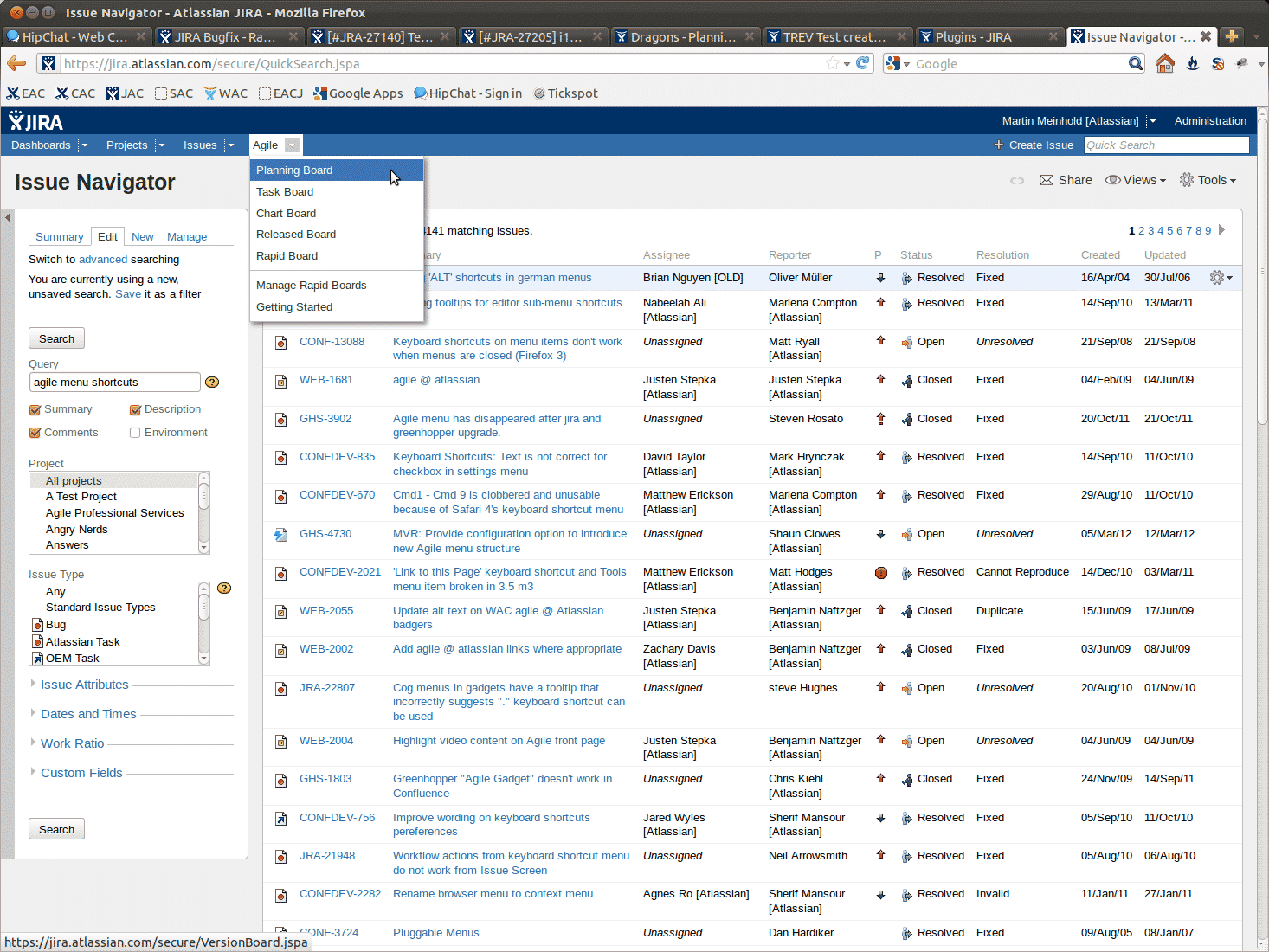 jira software testing tool