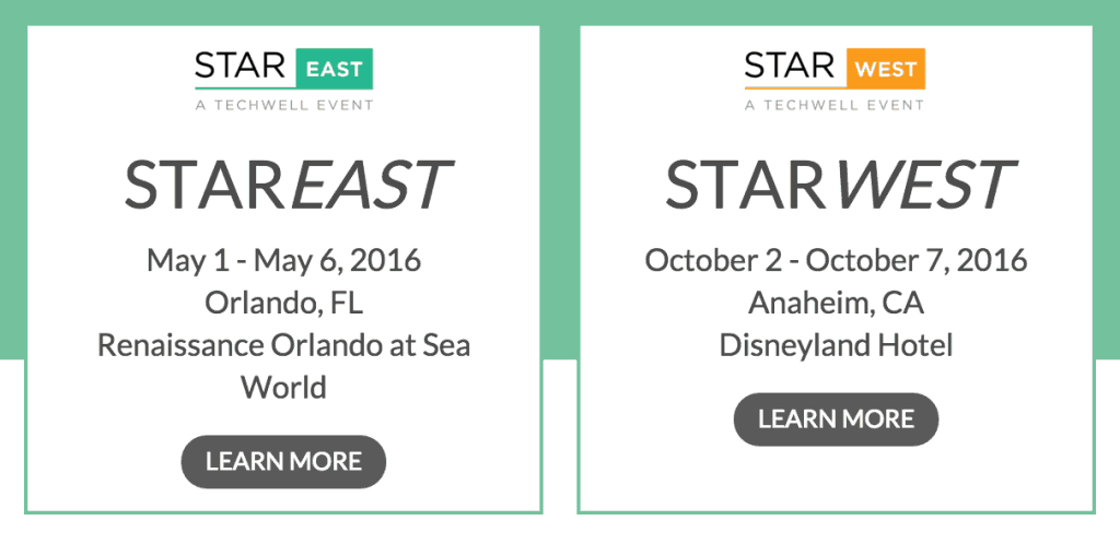 STAR Software Testing Conferences