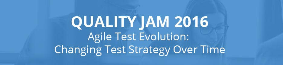 Agile Test Evolution