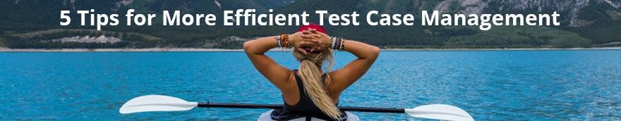 test case management
