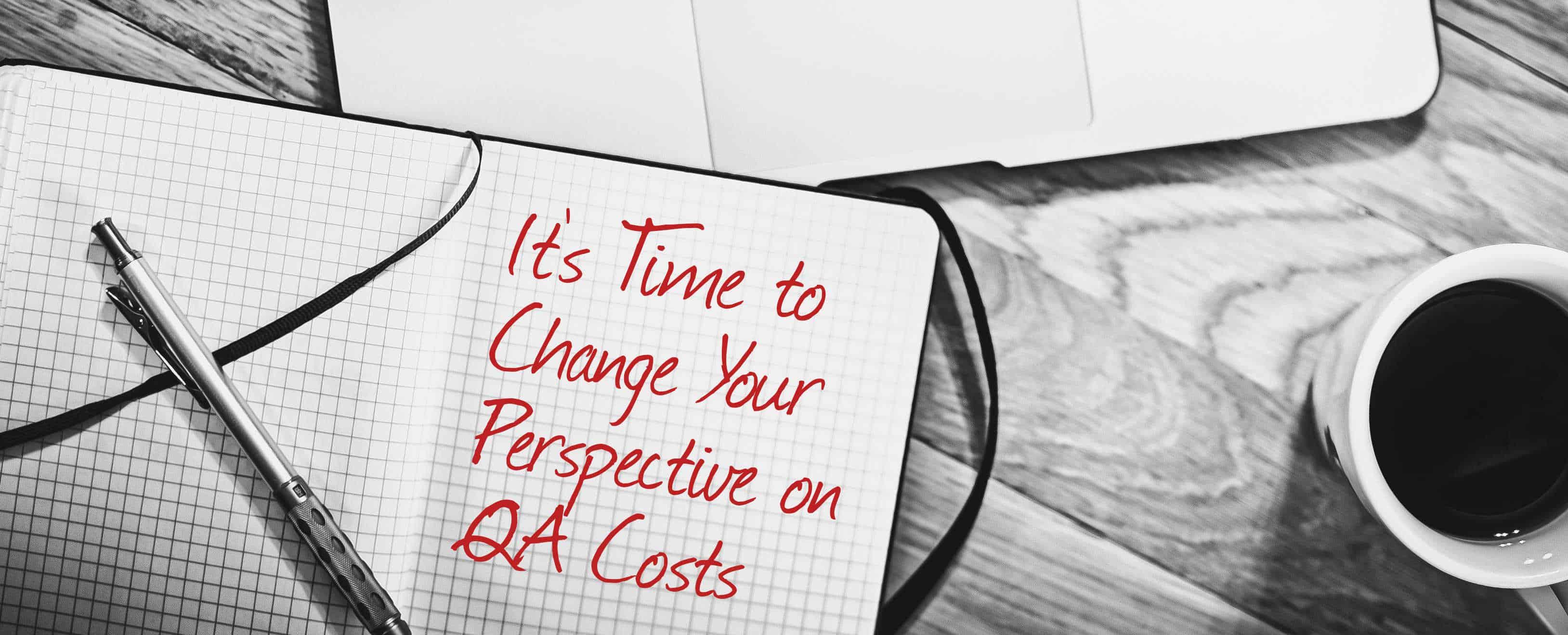 QA costs